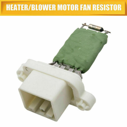 Heater Blower Motor Fan Resistor 1325972 For Ford Focus C-Max Fiesta MK6 4Pins