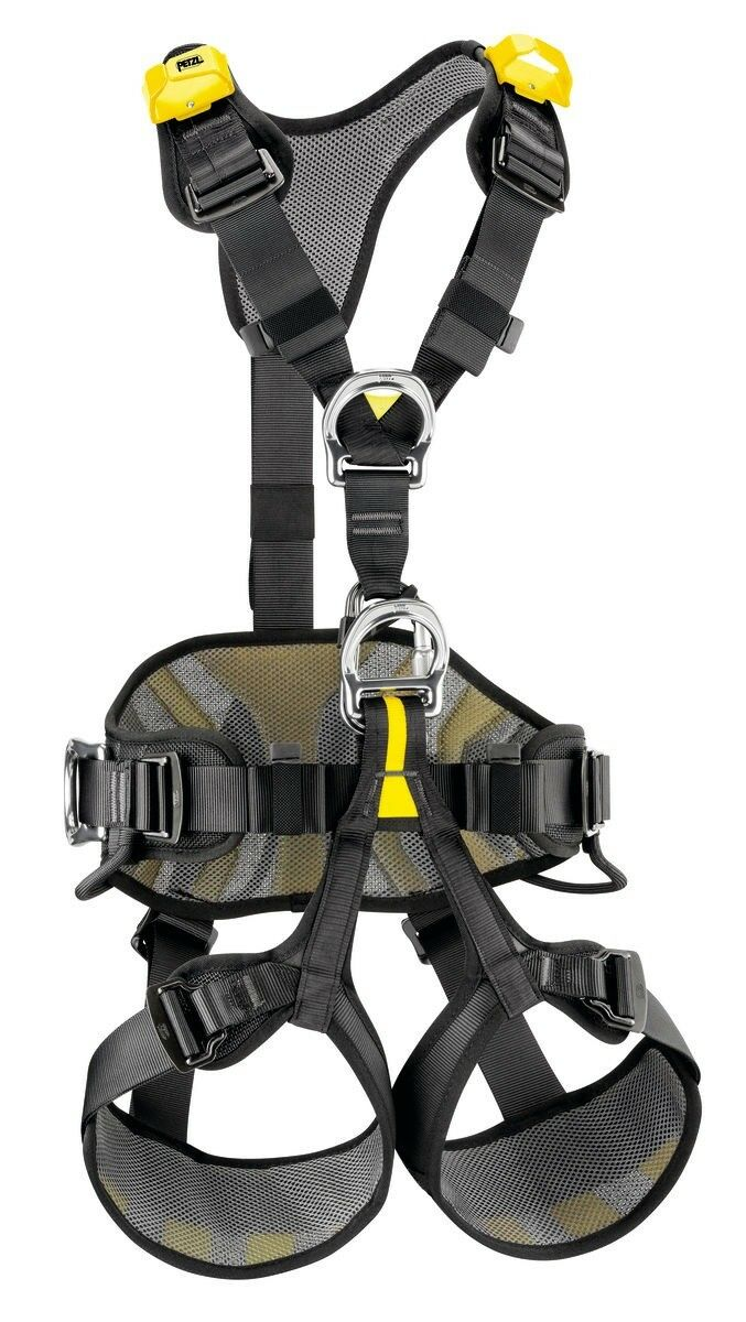 Petzl AVAO® BOD Harness European Version Fall Arrest Work Positioning (Size 1)