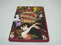 MOULIN ROUGE--- DISC  DVD    *DISC MINT*