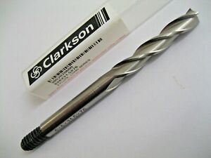 """5//16/"""" HSSCo8 4 FLUTED L//S END MILL EUROPA TOOL CLARKSON 5082020200  51 7.94mm"""