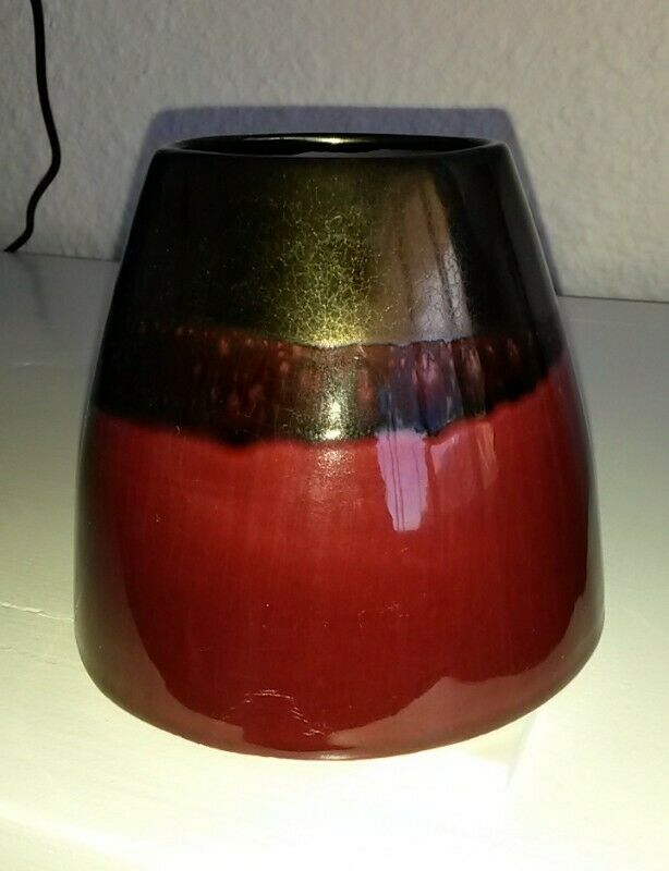 Vase (hand crafted) - gift idea