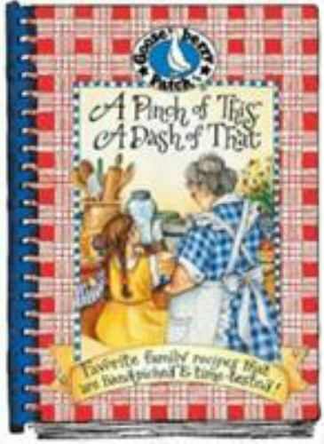 A PINCH OF THIS A DASH OF THAT EVERYDAY COOKBOOK  - $4.05