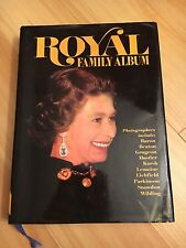 Royal Family Album By Don Coolican. Produced by Ted Smart & David Gibbon. hc/dj.
