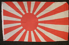 Japanese Rising Sun Flag 1930s Fascist Nippon WW2 Axis German-Ally Imperial Navy