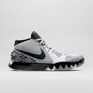 best sneakers f4d21 4f4f1 Image is loading Nike-Kyrie-1-BHM-Size-10-718820-100-