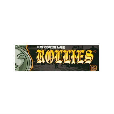 1 Pack Rollies Original Hemp 1 ¼ Rolling Paper