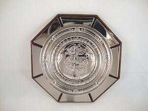 Fa Community Shield 70 Mm Trophy Coupe Cup-afficher Le Titre D'origine