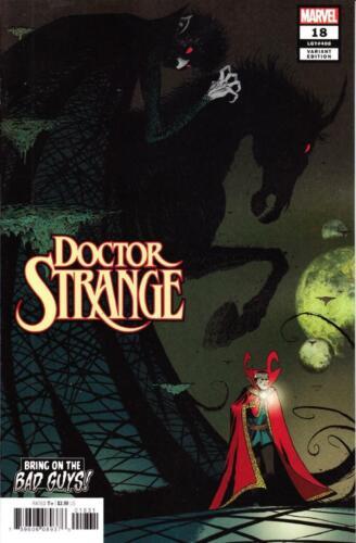 DOCTOR STRANGE #18 VARIANT MARCOS MARTIN BRING ON THE BAD GUYS BOBG