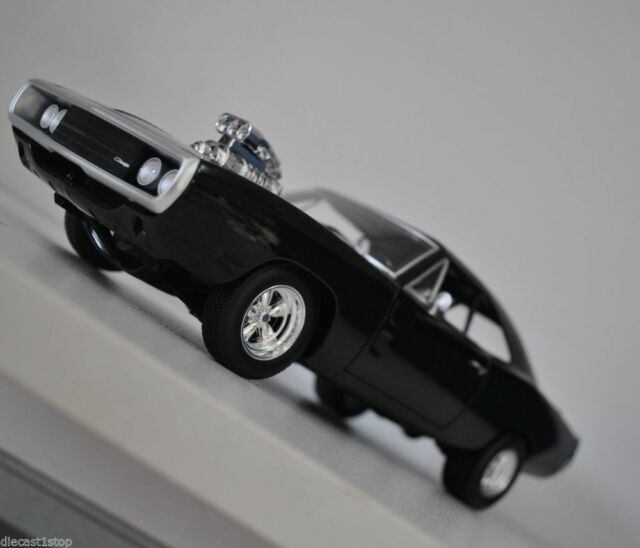 1:18 Hot Wheels Original Film Model Fast & Furious Dom's 1970 Dodge Charger R/T