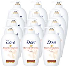 Dove Seife Flüssigseife 12 x 250 ml Pflegende Waschlotion Seifenspender