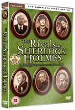 THE RIVALS OF SHERLOCK HOLMES the complete first series 1. New sealed DVD.