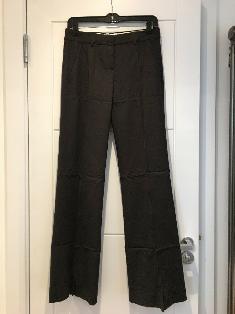 THORY Tailor Stretch Wool Emery Trousers US 0 XS P Petite S små ny NWT  230
