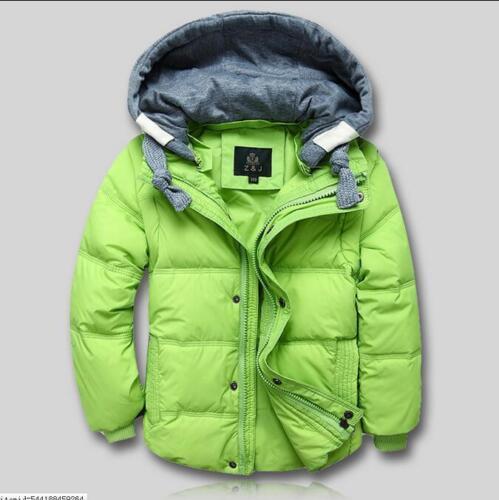 New 2019 winter children/'s clothing boys down jacket coat Baby down jacket