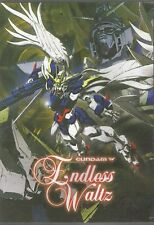 Gundam W Endless Waltz DVD