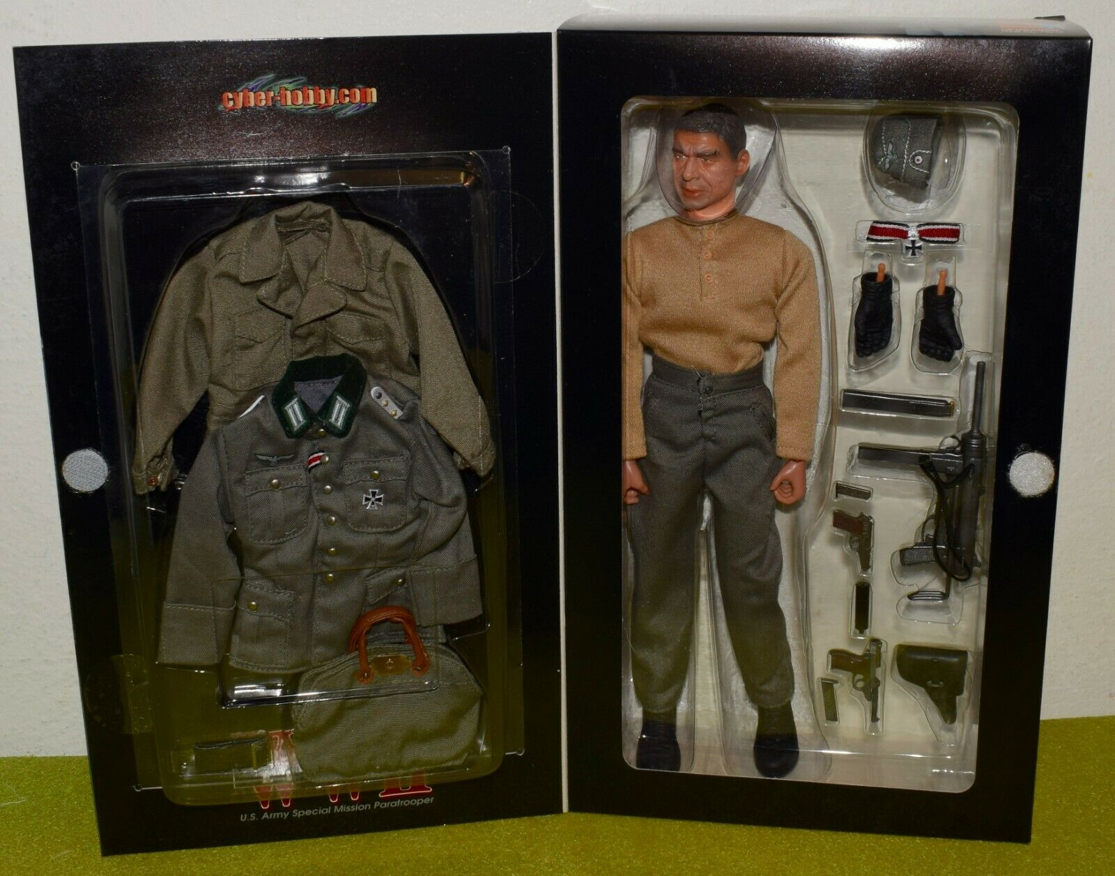 DRAGON 1 6 SCALE SCALE SCALE WW II BOXED US PRIVATE JOE SPECIAL MISSION CYBER-HOBBY NO CARD 12edcc