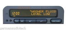 SAAB 93 SID2 INFORMATION RADIO CLOCK DISPLAY 1999 2000 2001 2002 2003 5038203