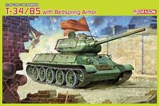 DRAGON 6266 1/35 T-34/85 w/Bedspring Armor