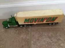 MOVIN' ON Tv Show Die-Cast Semi Truck Pamco RARE  1:50 Scale For Parts Or Repair