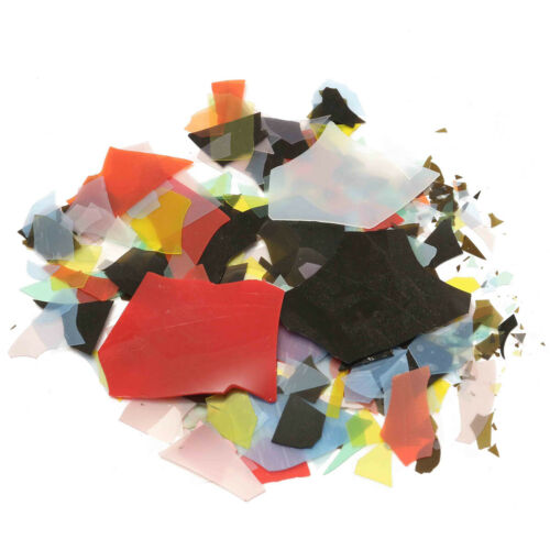 Mix Color Glass Chips 90 COE for Microwave Kiln Fusing Supply