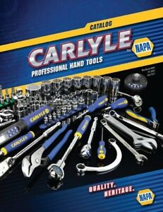 CARLYLE-TOOLS-4-PC-15-2cm-Isole-Pince-Set