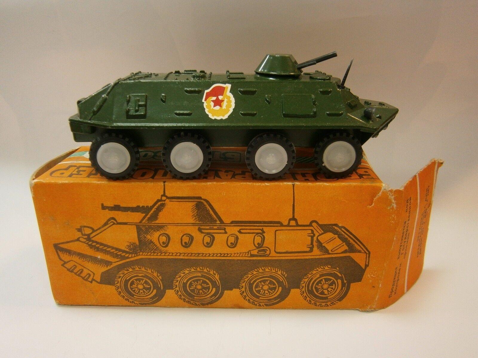N.o.s. Vintage Ruso URSS militar BTR 60 pb Armorosso Tank Caja