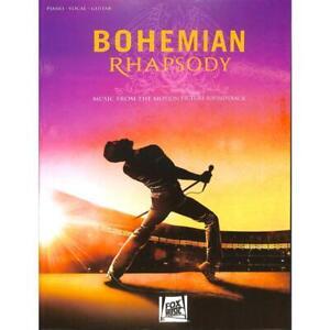 QUEEN-Bohemian-Rhapsody-Motion-Picture-Soundtrack-SONGBOOK-NEU