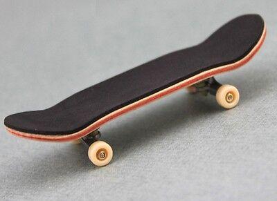 Canadian Maple Wooden Deck Fingerboard Skateboard Sport Games Kids Gift 96mm