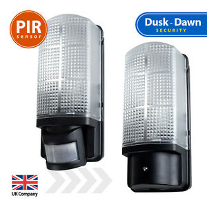 Dusk till dawn pir security light