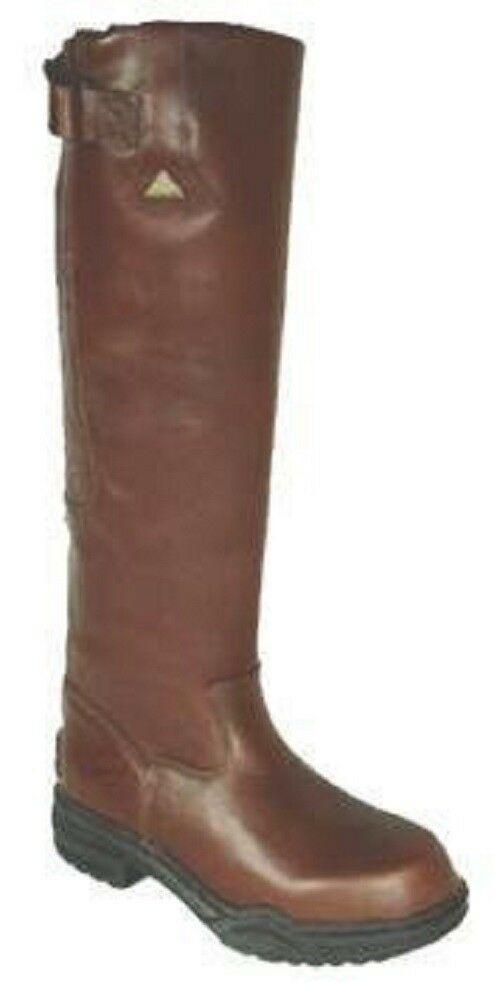 Mountain Horse High Rider 2 Boots in Brown