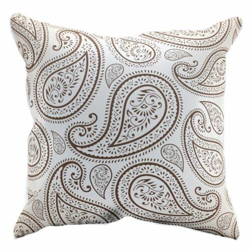 """18/""""*18/"""" Cotton Linen Vintage Boho pillowcase car sofa cushion cover home decor"""