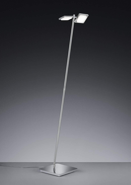 LED-Stehleuchte   Standleuchte DENVER inkl. Fußdimmer, Trio 479610207