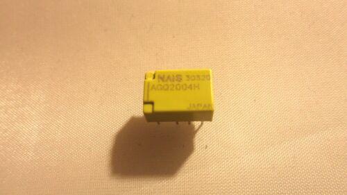 50 New Panasonic NAIS AGQ2004H Signal Relays
