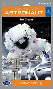 Backpacker's Pantry Astronaut Freeze Dried Neapolitan Ice Cream, One Serving
