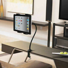360 Gooseneck Arm Bed Desk Lazy Stand Holder Mount For ipad Tablet Kindle Fire