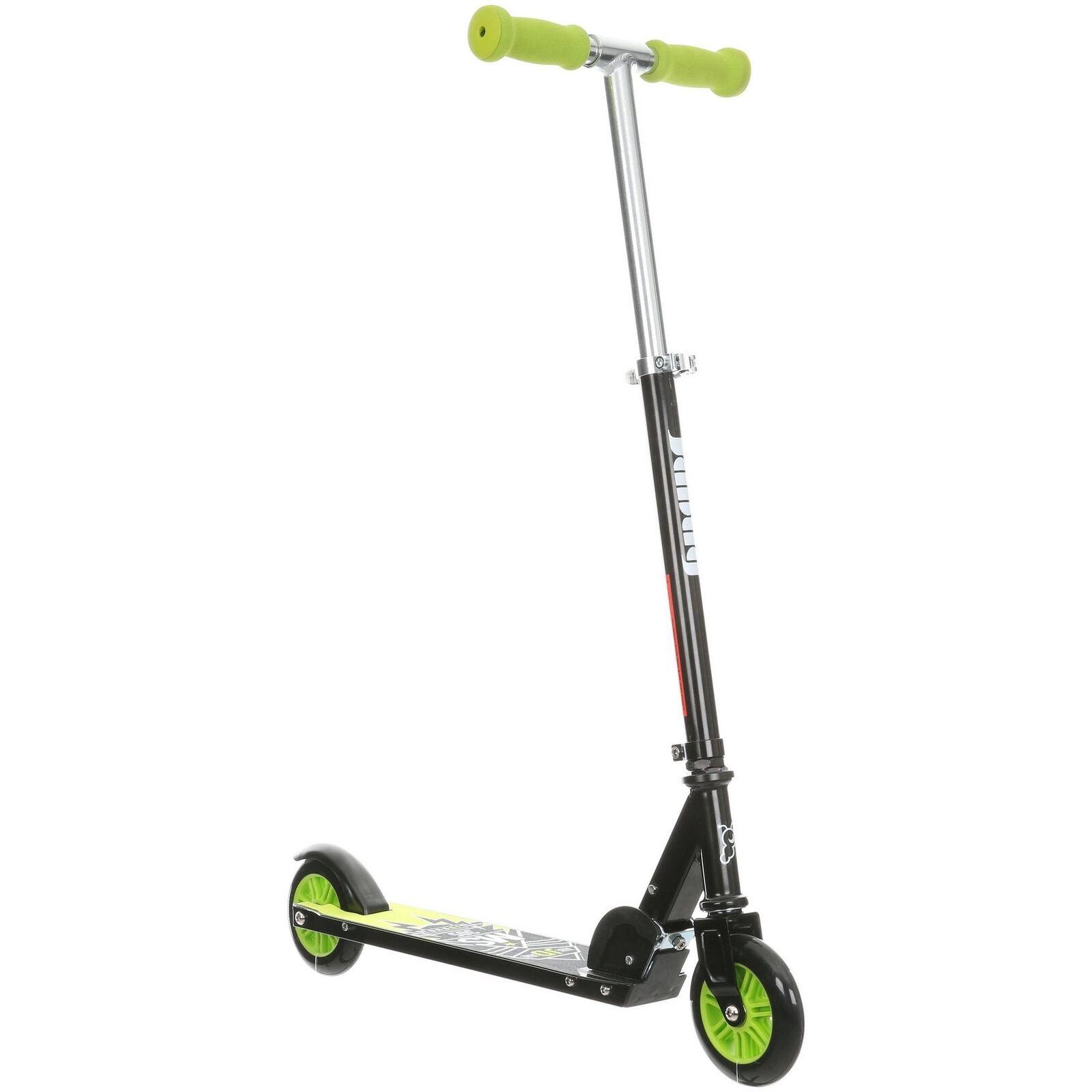 JD Bug Classic 4 Scooter 2017 Aluminium Frame Kids Ride Foldable 2 Wheels