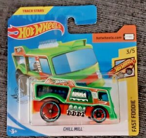Mattel-Hot-Wheels-Chill-Molino-Nuevo-Sellado