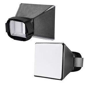 Mini-Softbox-Diffuser-For-Nikon-SB910-SB900-SB800-SB700-External-Flashgun-Flash