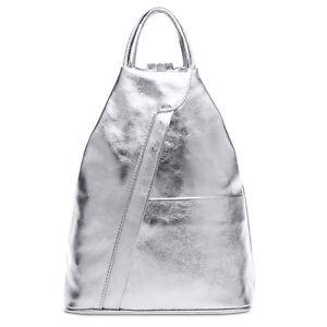 03e30ed21a10c CASPAR TL782 2 in 1 echt Leder Rucksack Handtasche Schultertasche ...