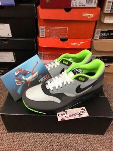 new concept 6aeb4 b0474 Image is loading Nike-Air-Max-1-ID-Sz-10-5-