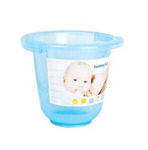 tummy tub baby bath suitable from birth even premature blue. Black Bedroom Furniture Sets. Home Design Ideas