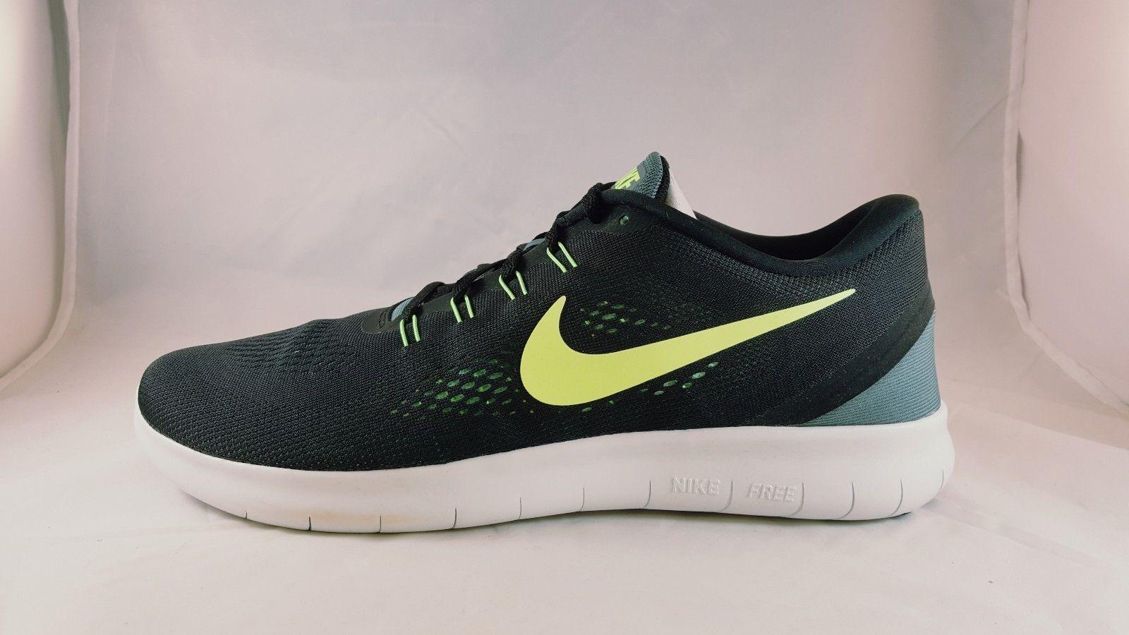 Nike Free RN Men's Running shoes 831508 006 Size 10