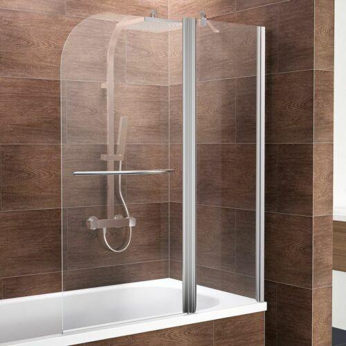 Badewannenfaltwand 1-teilige Faltwand NT Glas Duschabtrennung D693475 Schulte
