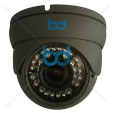 HD TVI 1080P 2.0MP SONY SENSOR CCTV GREY DOME CAMERA 2.8-12 mm LENS 20m IR