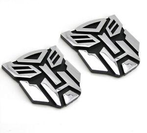 2pcs-Transformers-Car-Sticker-Autobot-3D-Chrome-Emblem-Logo-Auto-Aufkleber
