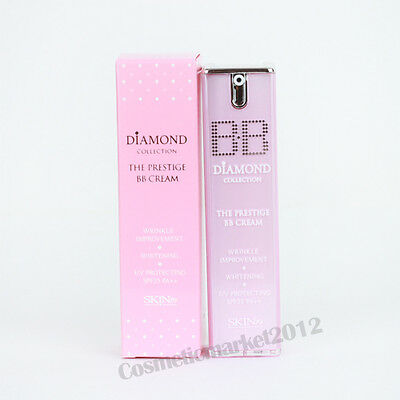 SKIN79 Diamond The Prestige BB Cream SPF25/PA++ 15g Free gifts