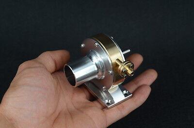 Live-Dampfturbinenmaschine  JB-I Model Dampfmaschine