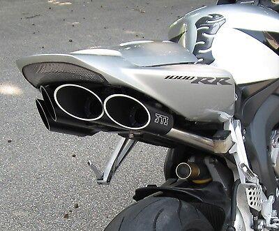 JTI S4 Honda CBR 1000RR 04 05 06 07 exhaust muffler pipe CBR1000 04-07 1000 RR
