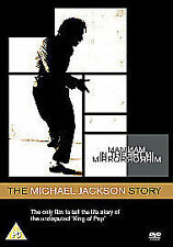 MICHAEL JACKSON STORY - MAN IN THE MIRROR - BRAND NEW FACTORY SEALED DVD