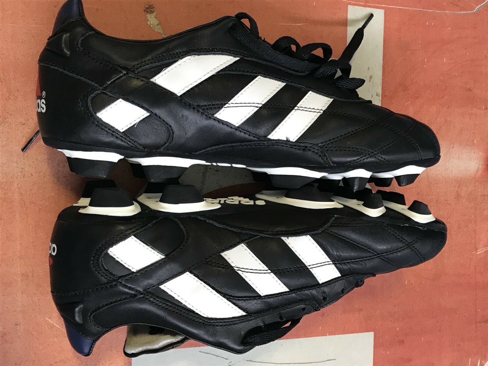 VTG adidas Cordoba Cleats Spikes Athletic schuhe Men's Sz 8.5