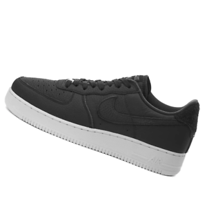 Details about NIKE MENS Shoes Air Force 1 '07 Craft - Black, White & Grey -  CN2873-001